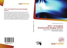 Copertina di 2011–12 English Premiership (Rugby Union)