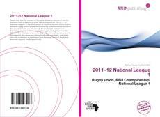 Обложка 2011–12 National League 1