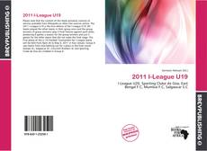 Bookcover of 2011 I-League U19