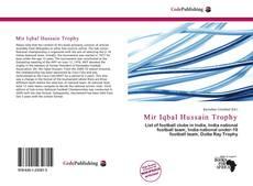 Mir Iqbal Hussain Trophy的封面
