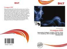 Bookcover of I-League U20