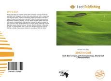 Buchcover von 2012 in Golf