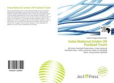 Borítókép a  India National Under-20 Football Team - hoz