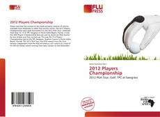 Bookcover of 2012 Players Championship