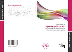 Bookcover of Syed Nayeemuddin