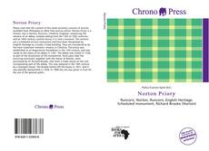 Capa do livro de Norton Priory