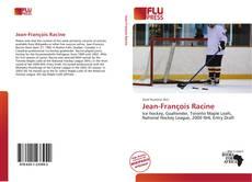 Обложка Jean-François Racine