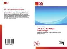 Portada del libro de 2011–12 Handball-Bundesliga