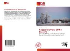 Bookcover of Geocentric View of the Seasons
