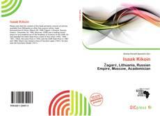 Buchcover von Isaak Kikoin
