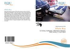 Capa do livro de Allain Roy