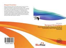 Capa do livro de Serguei Krasnikov