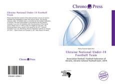 Ukraine National Under-18 Football Team kitap kapağı