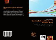 Ukraine National Under-19 Football Team kitap kapağı