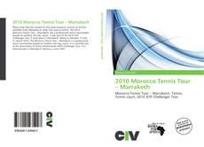 Portada del libro de 2010 Morocco Tennis Tour – Marrakech