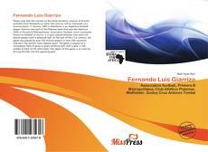 Bookcover of Fernando Luis Giarrizo
