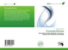 Bookcover of Fernando Giarrizo