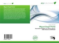 Bookcover of Miguel Ángel Pantó