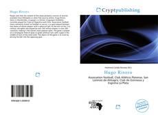 Portada del libro de Hugo Rivero