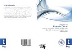 Capa do livro de Everton Costa