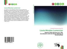 Couverture de Louis-Nicolas Lemercier