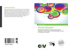 Bookcover of Günter Schröter