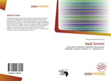Hadi Ta'mini的封面