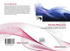 Bookcover of Nicolás Mezquida