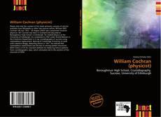 Bookcover of William Cochran (physicist)