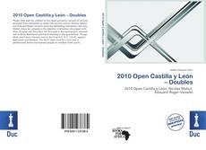 Обложка 2010 Open Castilla y León – Doubles
