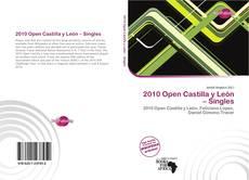 Обложка 2010 Open Castilla y León – Singles