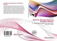 Buchcover von 2012 St. George Illawarra Dragons Season