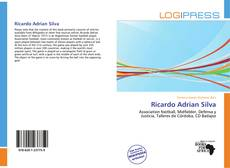 Portada del libro de Ricardo Adrian Silva