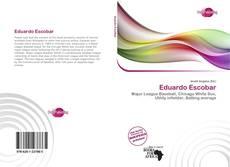 Copertina di Eduardo Escobar