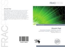 Hossein Papi kitap kapağı