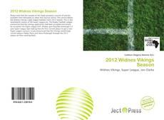 Buchcover von 2012 Widnes Vikings Season