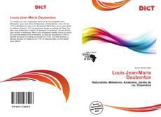 Bookcover of Louis Jean-Marie Daubenton