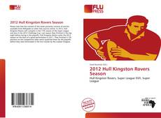 Обложка 2012 Hull Kingston Rovers Season