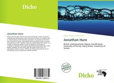 Bookcover of Jonathan Hare