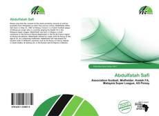 Copertina di Abdulfatah Safi