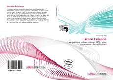 Bookcover of Lazare Lejeans