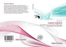 Capa do livro de Lazare Lejeans