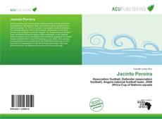 Buchcover von Jacinto Pereira