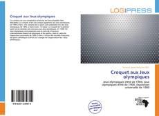 Copertina di Croquet aux Jeux olympiques