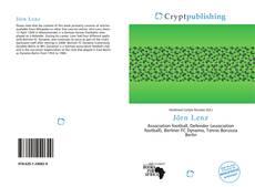Jörn Lenz的封面