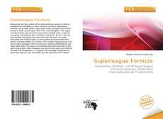 Capa do livro de Superleague Formula