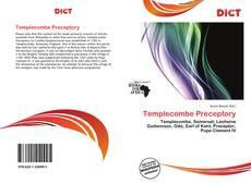 Bookcover of Templecombe Preceptory