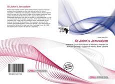 Buchcover von St John's Jerusalem