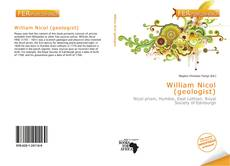 Bookcover of William Nicol (geologist)