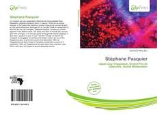 Bookcover of Stéphane Pasquier